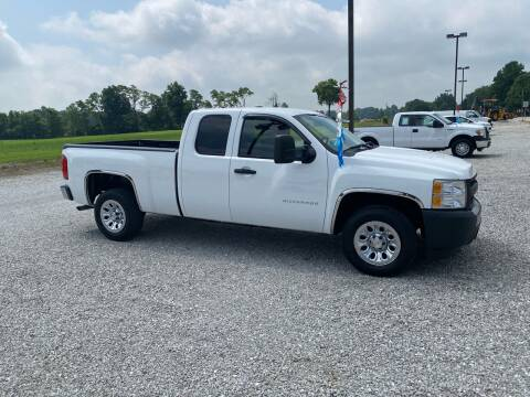 2011 Chevrolet Silverado 1500 for sale at MOES AUTO SALES in Spiceland IN