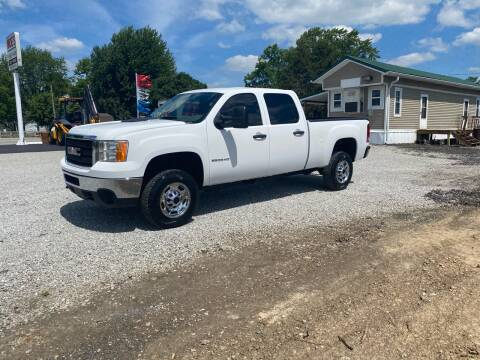 2011 GMC Sierra 2500HD for sale at MOES AUTO SALES in Spiceland IN