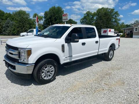2019 Ford F-250 Super Duty for sale at MOES AUTO SALES in Spiceland IN