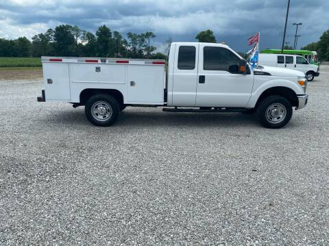 2013 Ford F-350 Super Duty for sale at MOES AUTO SALES in Spiceland IN