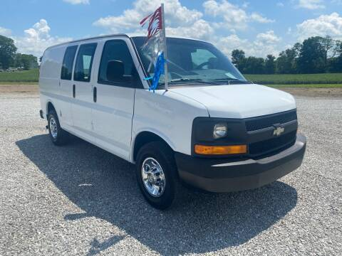 2013 Chevrolet Express Cargo for sale at MOES AUTO SALES in Spiceland IN