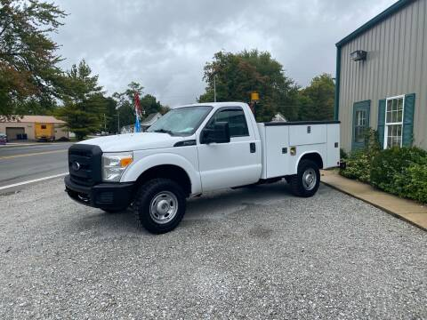 2013 Ford F-250 Super Duty for sale at MOES AUTO SALES in Spiceland IN
