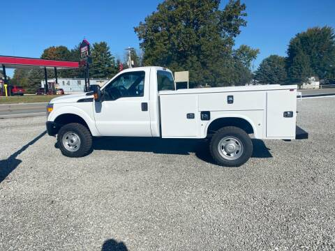 2014 Ford F-350 Super Duty for sale at MOES AUTO SALES in Spiceland IN
