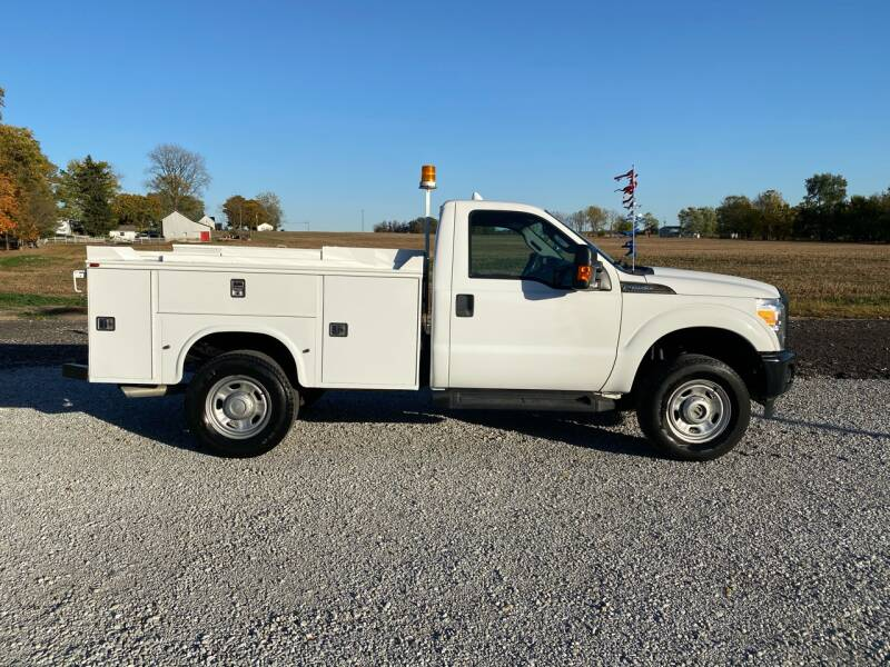 2012 Ford F-350 Super Duty for sale at MOES AUTO SALES in Spiceland IN