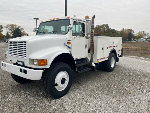 1996 International 4800 for sale at MOES AUTO SALES in Spiceland IN