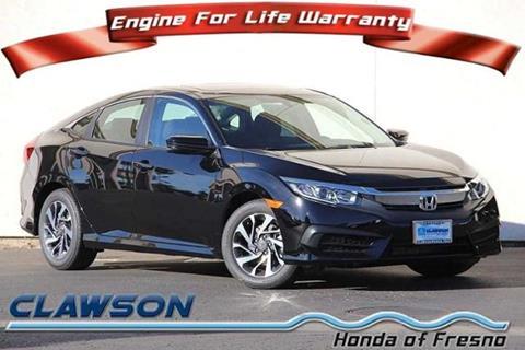 2018 Honda Civic for sale in Fresno, CA