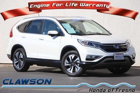 2015 Honda CR-V for sale in Fresno, CA
