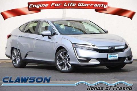 2018 Honda Clarity Plug-In Hybrid for sale in Fresno, CA
