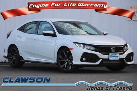 2019 Honda Civic for sale in Fresno, CA
