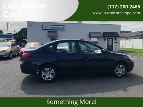 2009 Hyundai Elantra For Sale In Mechanicsburg, PA