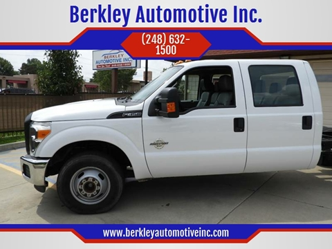 2015 Ford F-350 Super Duty for sale in Berkley, MI