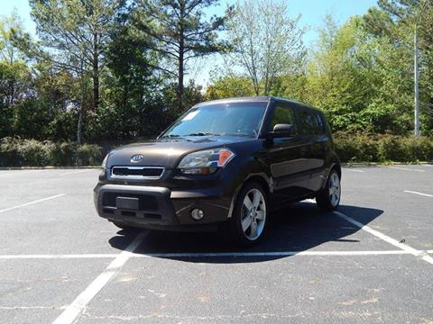 2010 Kia Soul for sale at Zed Motors in Raleigh NC
