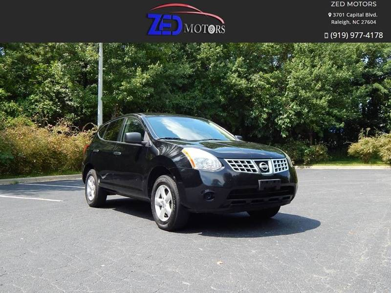 2010 Nissan Rogue For Sale At Zed Motors In Raleigh NC