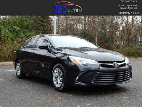2015 Toyota Camry for sale in Raleigh, NC