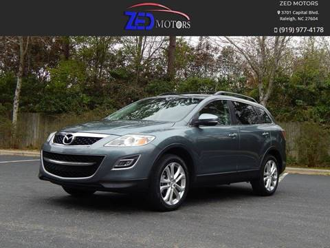 2012 Mazda CX-9 for sale in Raleigh, NC