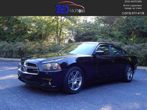 2012 Dodge Charger for sale in Raleigh, NC