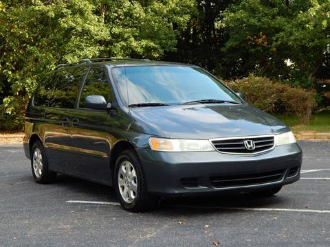2003 Honda Odyssey for sale in Raleigh, NC