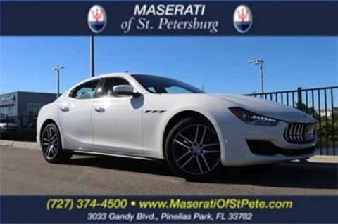 2019 Maserati Ghibli for sale in Pinellas Park, FL