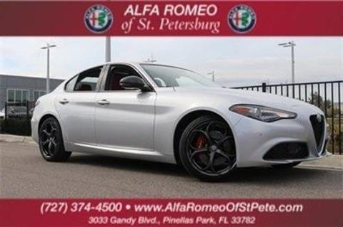 2019 Alfa Romeo Giulia for sale in Pinellas Park, FL