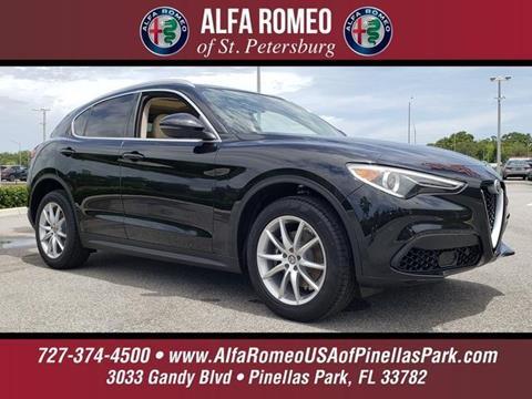 2019 Alfa Romeo Stelvio for sale in Pinellas Park, FL