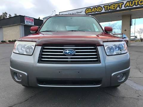 2007 Subaru Forester for sale in Nampa, ID