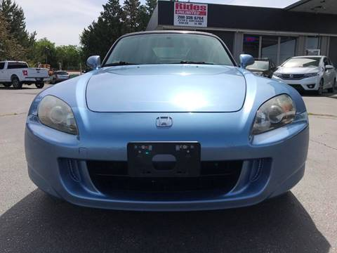 2004 Honda S2000 for sale in Boise, ID