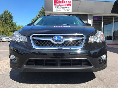 Cars For Sale in Boise, ID - Rides Unlimited
