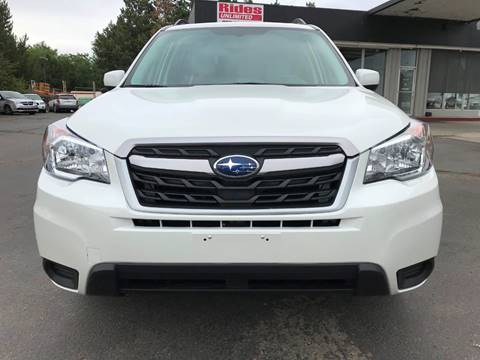 2016 Subaru Forester for sale in Nampa, ID