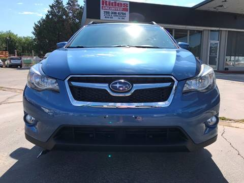 2015 Subaru XV Crosstrek for sale in Nampa, ID