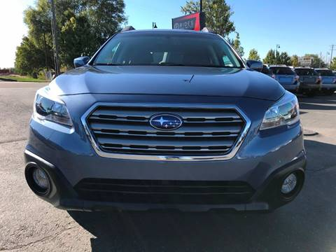 2015 Subaru Outback for sale in Nampa, ID