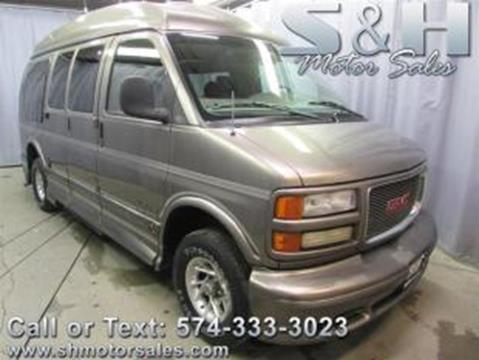 2000 GMC Savana Passenger for sale in Elkhart, IN