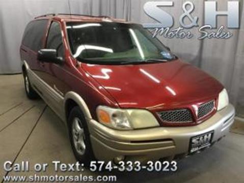 2002 Pontiac Montana for sale in Elkhart, IN