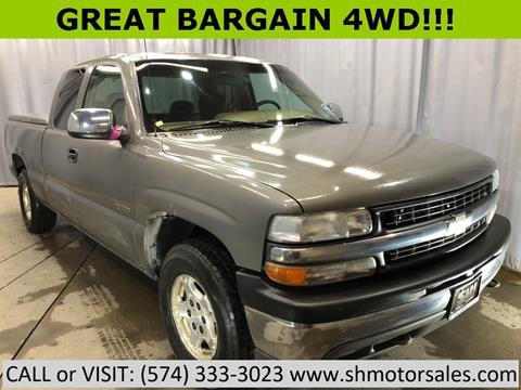2000 Chevrolet Silverado 1500 for sale in Elkhart, IN