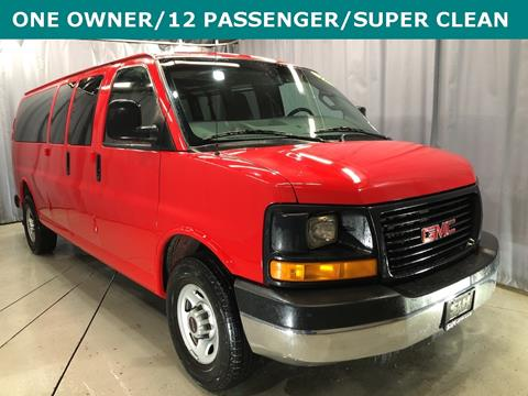 31e341613c 2016 GMC Savana Passenger for sale in Elkhart