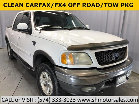 2002 Ford F-150 for sale in Elkhart, IN