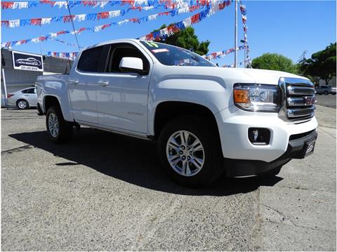 2019 GMC Canyon for sale in Merced, CA