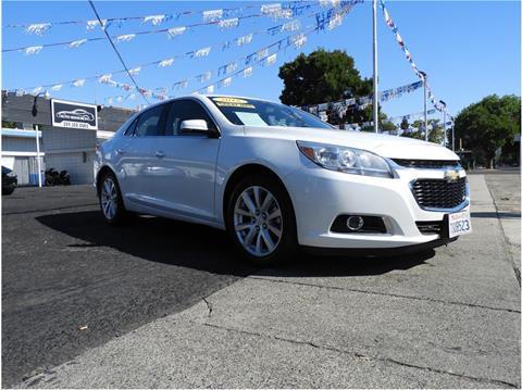 2016 Chevrolet Malibu Limited for sale in Merced, CA
