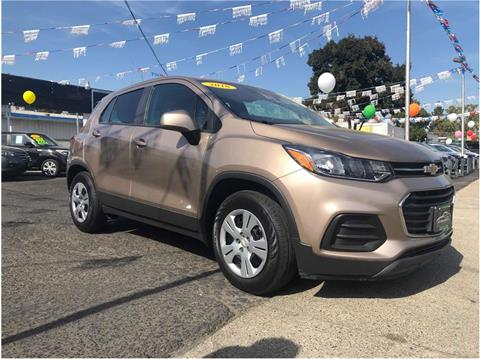 2018 Chevrolet Trax for sale in Merced, CA