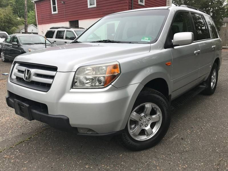 2007 Honda Pilot For Sale At Illinois Auto Sales 2 In Washington Township NJ