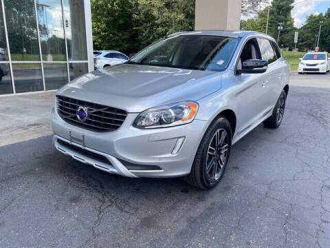 2017 Volvo XC60 for sale at Credit Union Auto Buying Service in Winston Salem NC