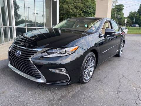 2018 Lexus ES 300h for sale at Credit Union Auto Buying Service in Winston Salem NC