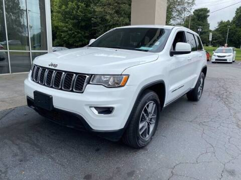 2018 Jeep Grand Cherokee for sale at Credit Union Auto Buying Service in Winston Salem NC