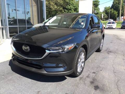 2019 Mazda CX-5 for sale at Credit Union Auto Buying Service in Winston Salem NC