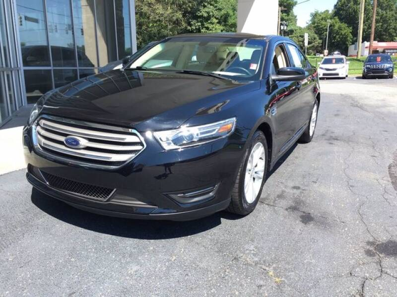 2017 Ford Taurus for sale at Credit Union Auto Buying Service in Winston Salem NC