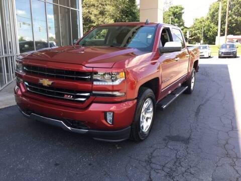 2018 Chevrolet Silverado 1500 for sale at Credit Union Auto Buying Service in Winston Salem NC