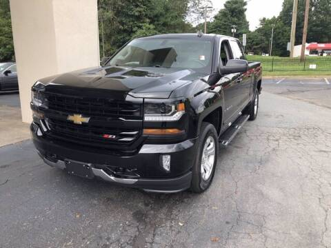 2017 Chevrolet Silverado 1500 for sale at Credit Union Auto Buying Service in Winston Salem NC