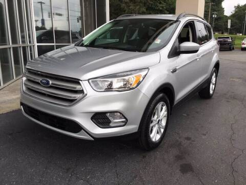 2018 Ford Escape for sale at Credit Union Auto Buying Service in Winston Salem NC