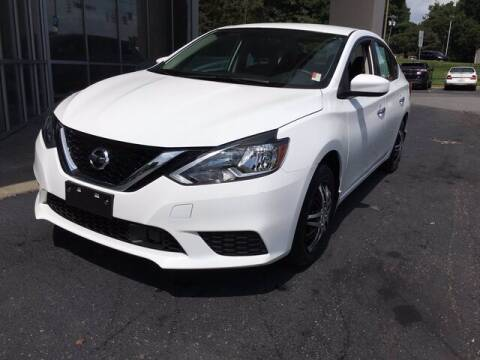 2019 Nissan Sentra for sale at Credit Union Auto Buying Service in Winston Salem NC