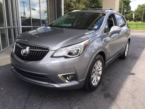 2019 Buick Envision for sale at Credit Union Auto Buying Service in Winston Salem NC