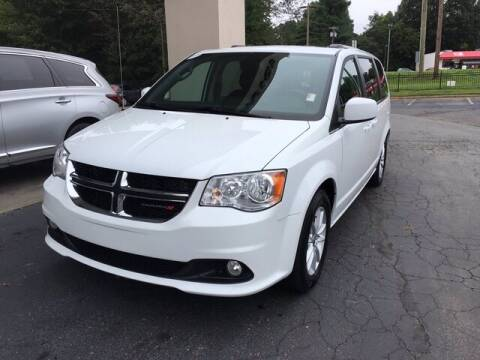 2019 Dodge Grand Caravan for sale at Credit Union Auto Buying Service in Winston Salem NC